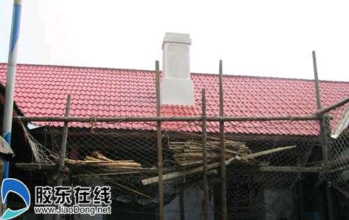 还原历史真面貌,同时对整治改造房屋进行白蚁鉴定,对危旧房屋进行修复