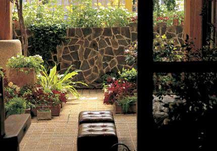 打造全新优雅浪漫欧洲风情花园