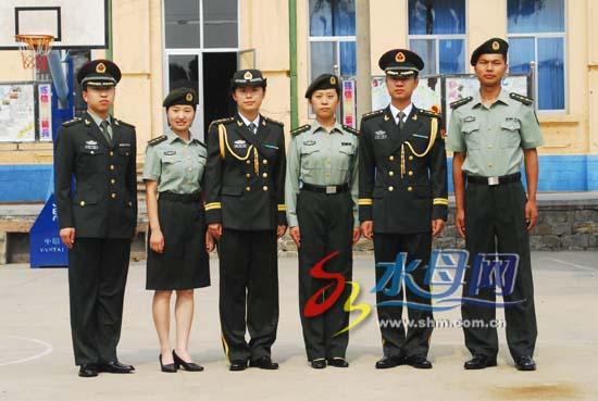2015年中国新式军服_中国武警新式服装中国武警;图片