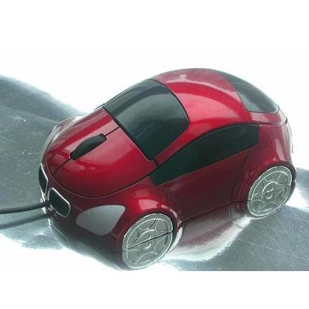 超级可爱的汽车鼠标[组图]