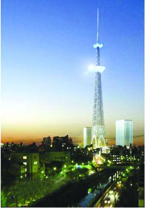 """日本将建全球最高""""新东京塔""""[组图]"""