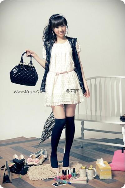 十款韩国热卖衣服时尚搭配