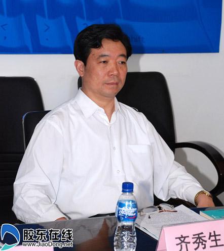 省委常委,宣传部长李群到胶东在线网站视察
