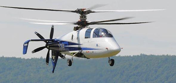 美国x2直升机首飞成功[资料图片]