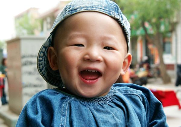 灿烂的笑脸--专题