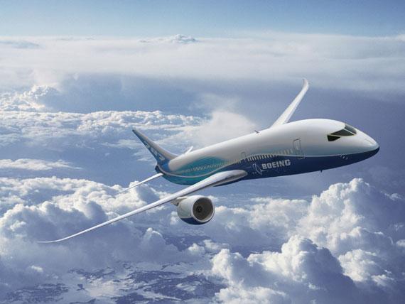 波音787梦想客机今年年底前将实现首飞(组图)
