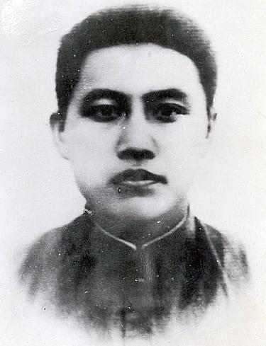 王鼎臣(1910—1942)男山东省莱州市人员掖县第一个