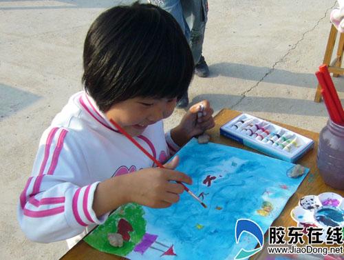 开发区古现中心绘画喜迎小学现场数学v绘画(图国庆教学设计下册小学图片