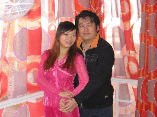 熊天平老婆杨洋_台湾歌手熊天平和妻子杨洋
