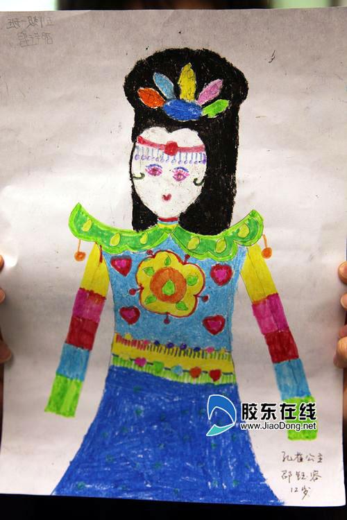 孔雀公主(12岁)