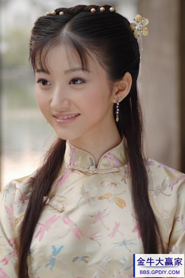 全中国最美丽的女生