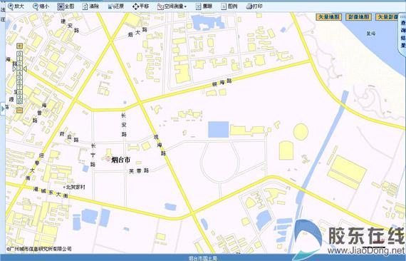 矢量版数字地图