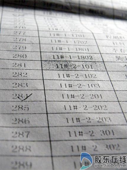 装修公司业务员掌握着大量小区业主号码