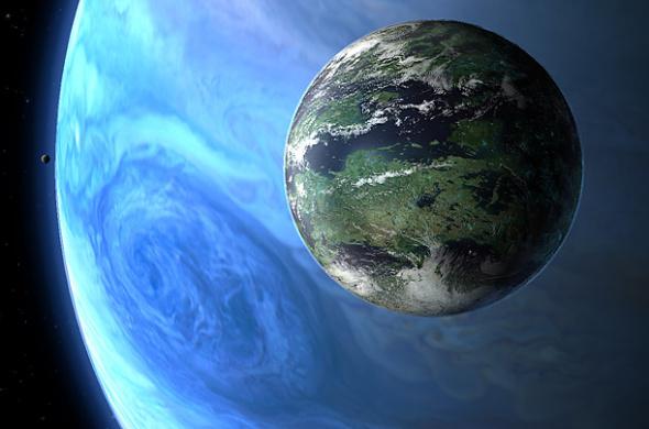 潘多拉星球 据美国《时代》杂志报道,影迷们期盼已久的《阿凡达》DVD以及蓝光碟于4月22日世界地球日全球同步发行。在这部科幻史诗大片中,导演詹姆斯卡梅隆向人们表达了我们需要一个绿色家园这一不容辩驳的观点。他在接受《未来主义:詹姆斯卡梅隆的生活及电影》(The Futurist: The Life and Films of James Cameron)作者采访时说:地球上的所有生命都彼此联系在一起。我们一直向大自然索取,却从未想过进行回报,现在已到了我们为之付出代价的时候了。 实际上,卡梅隆在拍