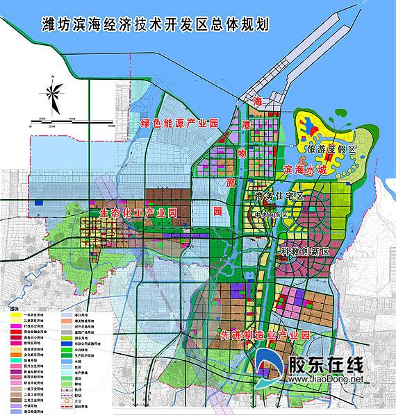 潍坊市寒亭地图全图