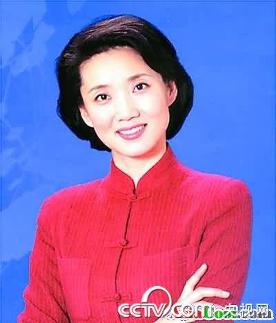 央视主播李修平的平实生活照(冰溪洋博客)