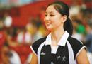 排球美女冯愉涵考上清华 郎平去年一眼看中(图)