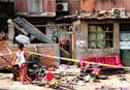 北京望京民房发生爆炸 造成1人死亡2人受伤(图)