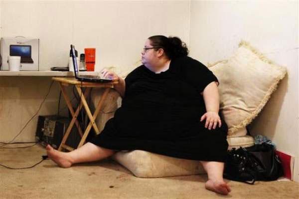 看看世界的肥人