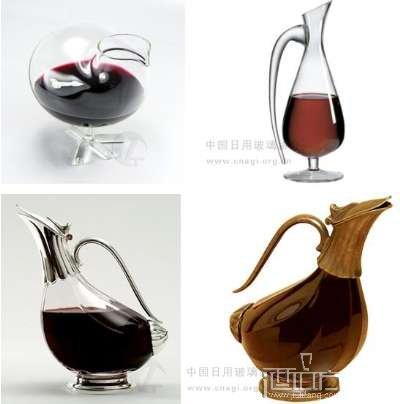 红酒醒酒器--尊贵享受;         动物造型醒酒器; 葡萄酒