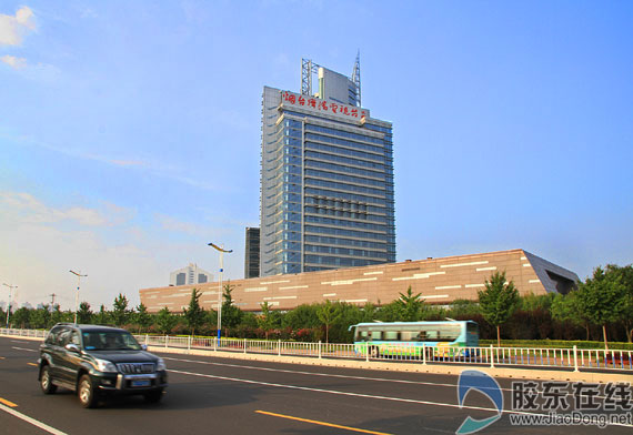 烟台广电大厦(正面)