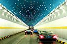 塔山隧道、滨海景区下穿隧道将装修亮化(图)