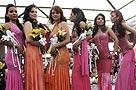 波哥大一所女子监狱举行选美比赛(组图)