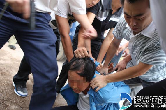莱阳警方速破绑架案