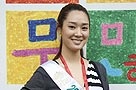 6位韩国小姐参观韩国馆 宣传韩国文化(图)