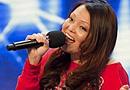 英国44岁华裔女参加选秀节目 走音窜红网络(图)