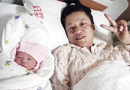 奥运冠军张娟娟喜得贵子 产子过程如冲刺(图)