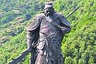 广东肇庆拆巨型关公像引关注 官方否认风水说