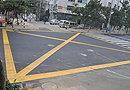 烟台市区现网状禁停区 港城驾驶员不知所措(图)