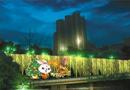 重庆最大灯饰明晚开亮 全长50公里(图)
