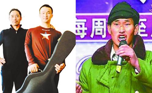 """""""大衣哥""""朱之文4月参加演唱会 与旭日阳刚飙歌"""