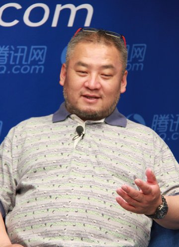 周才鸿、苏浩做客腾讯体育体育新闻烟台新闻