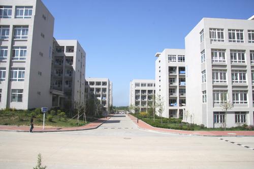 山东商务职业学院 校园风景图片
