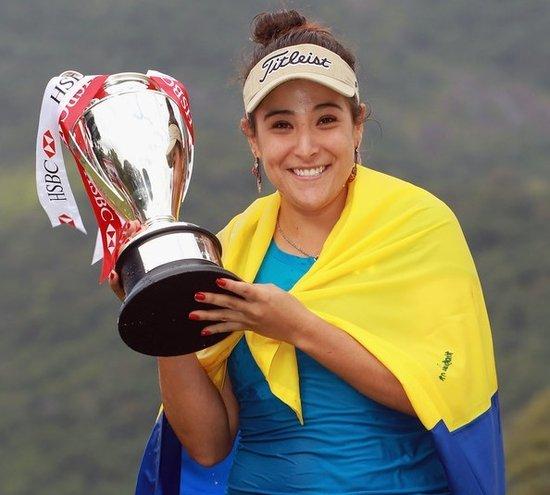lpga巴西杯哥伦比亚美女夺冠 彼特森仅获第10