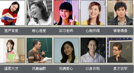 学生最爱的10种极品老师(图)