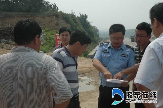 西藏家村,汪家村,陈家村等十余个校车停靠站点进行一一论证.图片