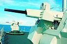 解放军30毫米隐形舰炮首次亮相(组图)