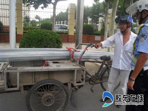 两轮 三轮自行车=三轮电动车? 如此拼装,险!