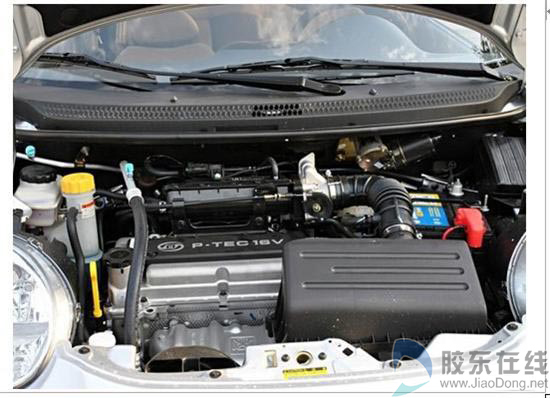 乐驰1.2发动机电路图