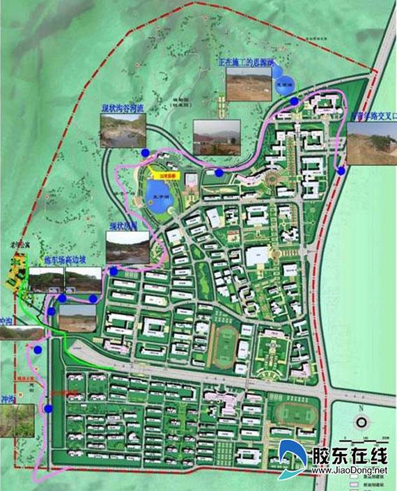 5米,非机动车道设计为2.5米,人行道设计为2.0米,隧道限宽13.