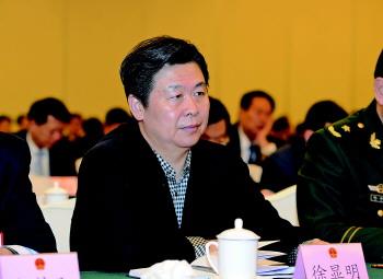 山东大学校长徐显明 王媛 摄-山大青岛校区3月17日开工 两年后形成山图片