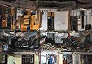 牡丹江一处居民楼发生爆炸事故 致6人死亡(图)