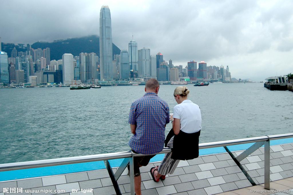 资料:香港风光 高清大图
