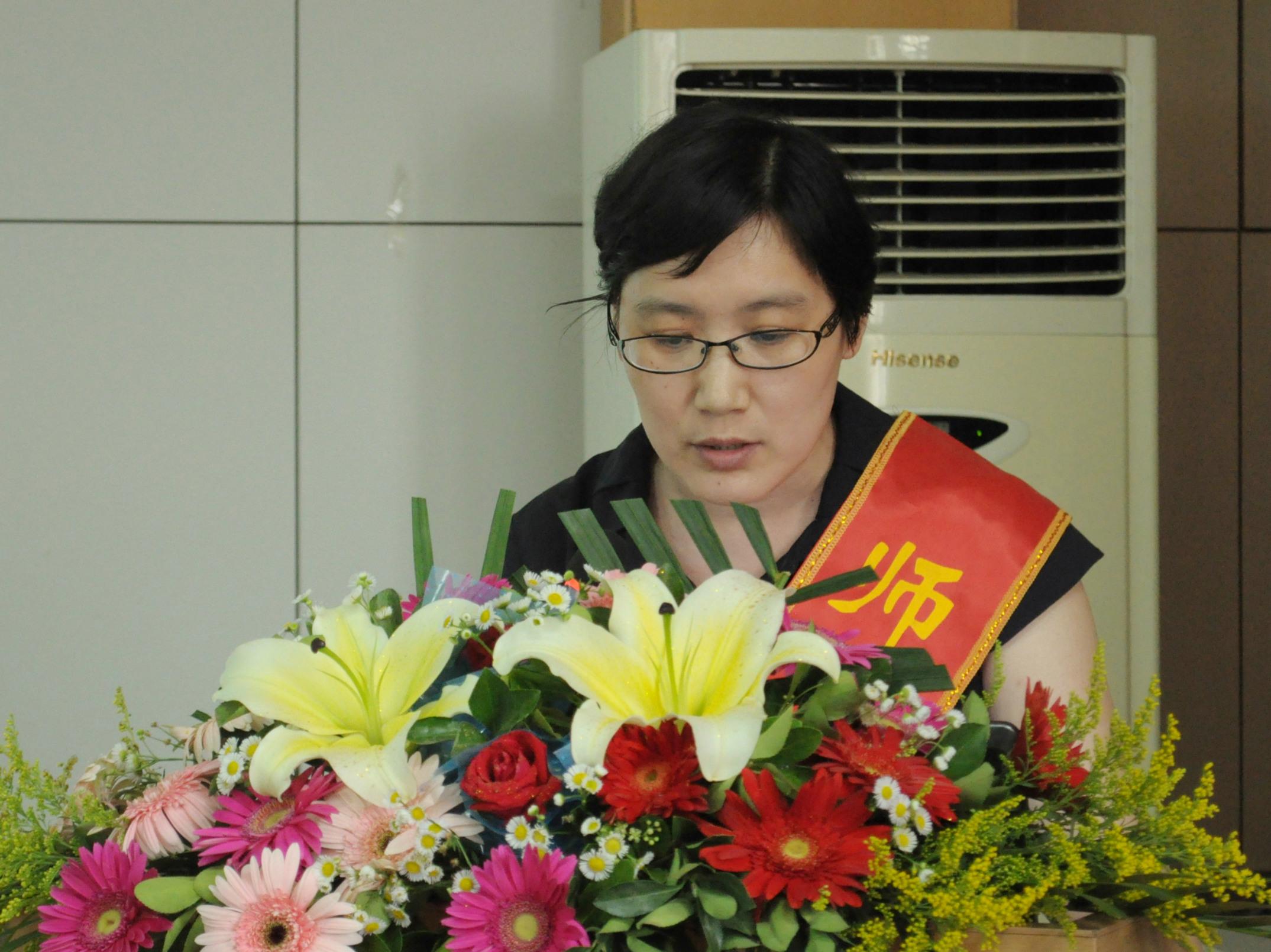 烟台三中成功举办第八届师德论坛