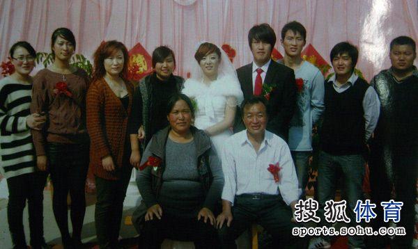 组图:中国拳手王玄玄生活照