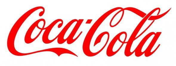 图一:可口可乐logo图片